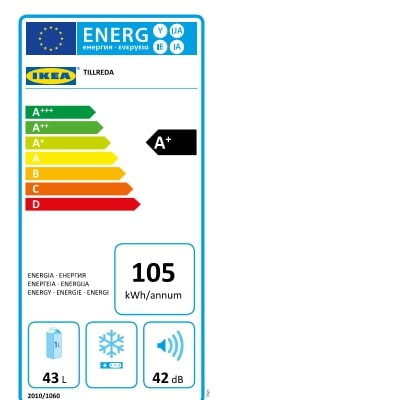 Energy Label Of: 00331670
