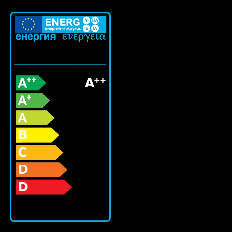 Energy Label Of: 30342832
