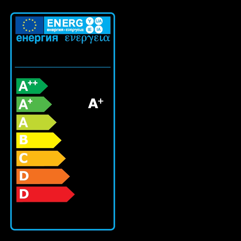 Energy Label Of: 70318284