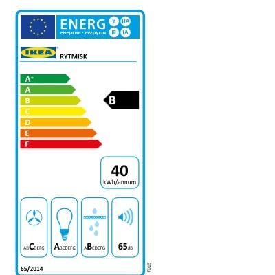 Energy Label Of: 70389342